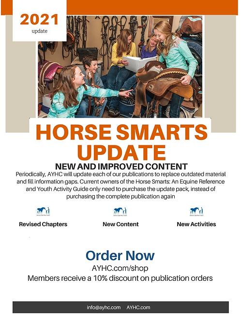 Horse Smarts 2021 Update pack