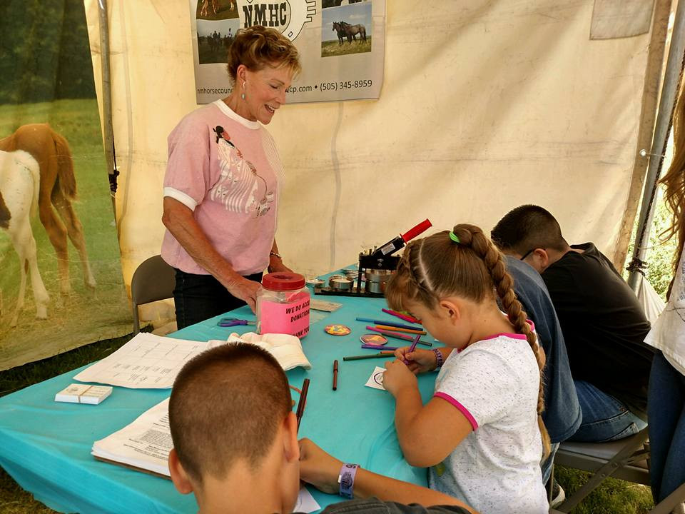 State Fair youth coloring