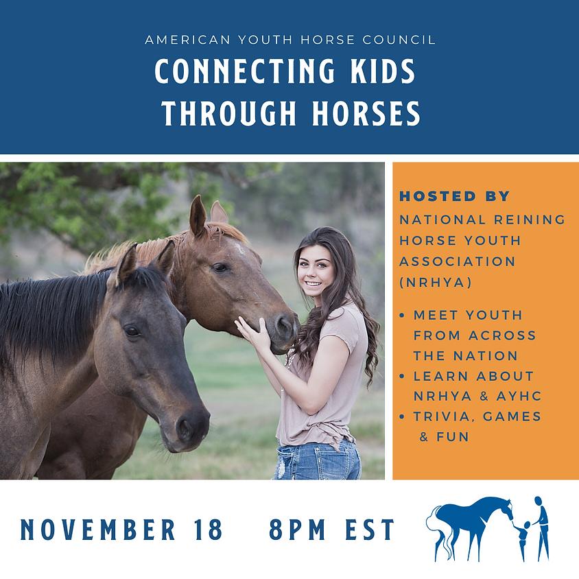AYHC Connecting Kids Through Horses