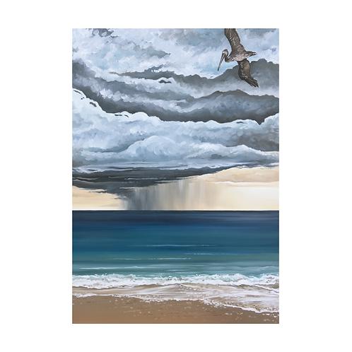 Storm in Three Acts-Fine Art Print
