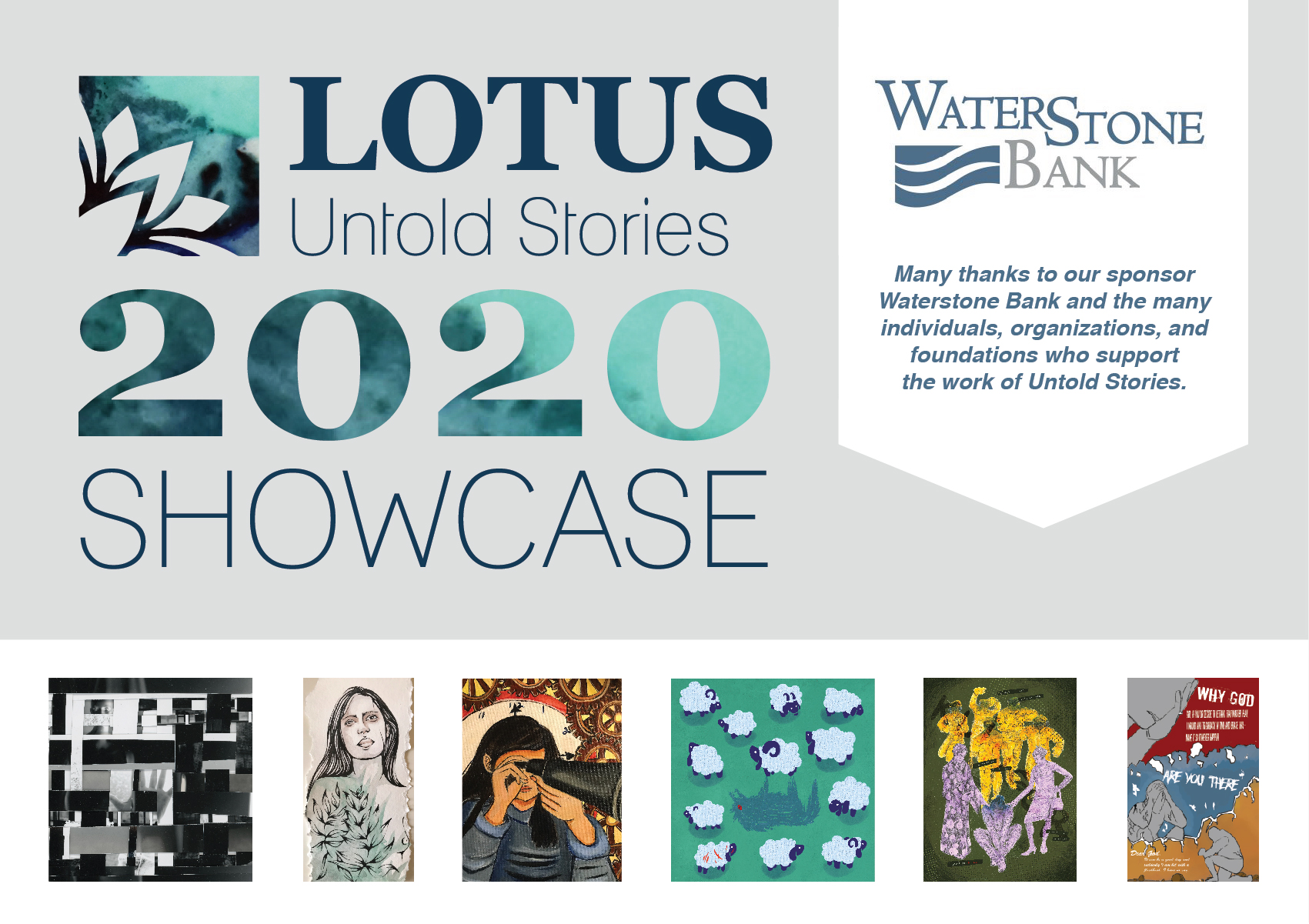 2020 Untold Stories Showcase