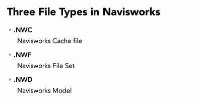 Navisworks Introduction