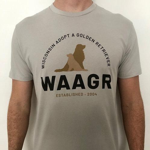 WAAGR Logo T-Shirt - Taupe