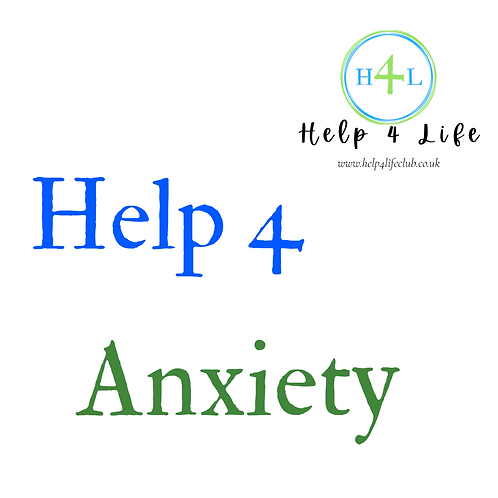 Help 4 Anxiety Hypnosis Session