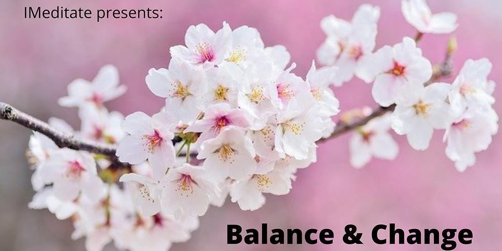 Change & Balance