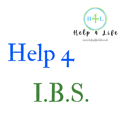 Help 4 Irritable Bowel Syndrome (IBS) Hypnotic Session