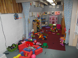 Toy Room BEFORE