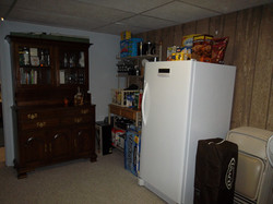 Basement Storage AFTER (2 of 2)