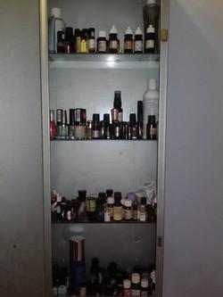 Essential Oils BEFORE