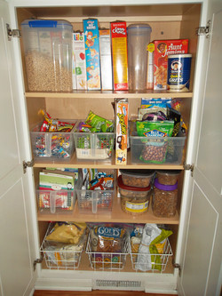 Close Up Pantry AFTER