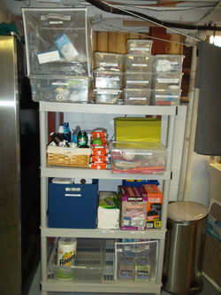 Storage Shelving AFTER