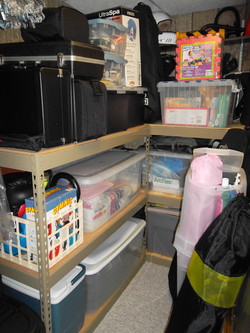Storage Closet AFTER