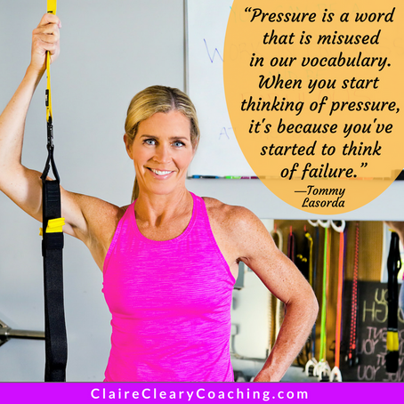 Feeling Pressure? It's All in Your Mind.