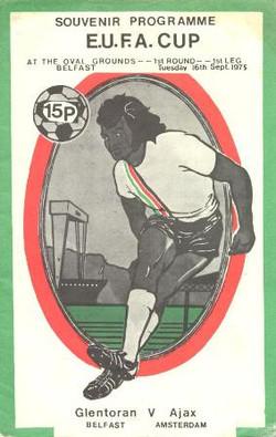 Glentoran-Ajax-16.09.75