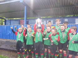Under 10s Champs!