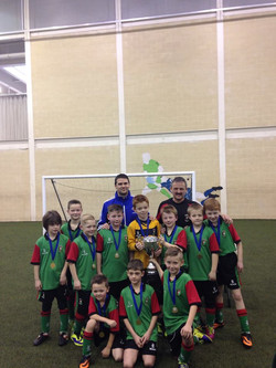 Under 9s - Champs