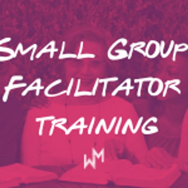 Study Group Facilitator Training