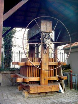 Pressoir de Sainte Ruffine