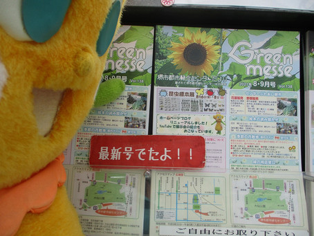 Green messe Vol.138最新号ポピ🎵