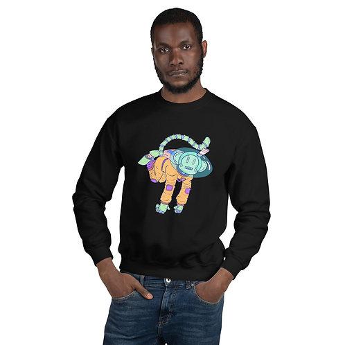 Monktronaut Unisex Sweatshirt
