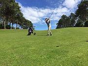 Luk De Meester co-founder BEATS OF GOLF, Christophe Pape en Luk De Meester oprichters BEATS OF GOLF, golfcoach, coach, golf coach, start to golf, golf at home