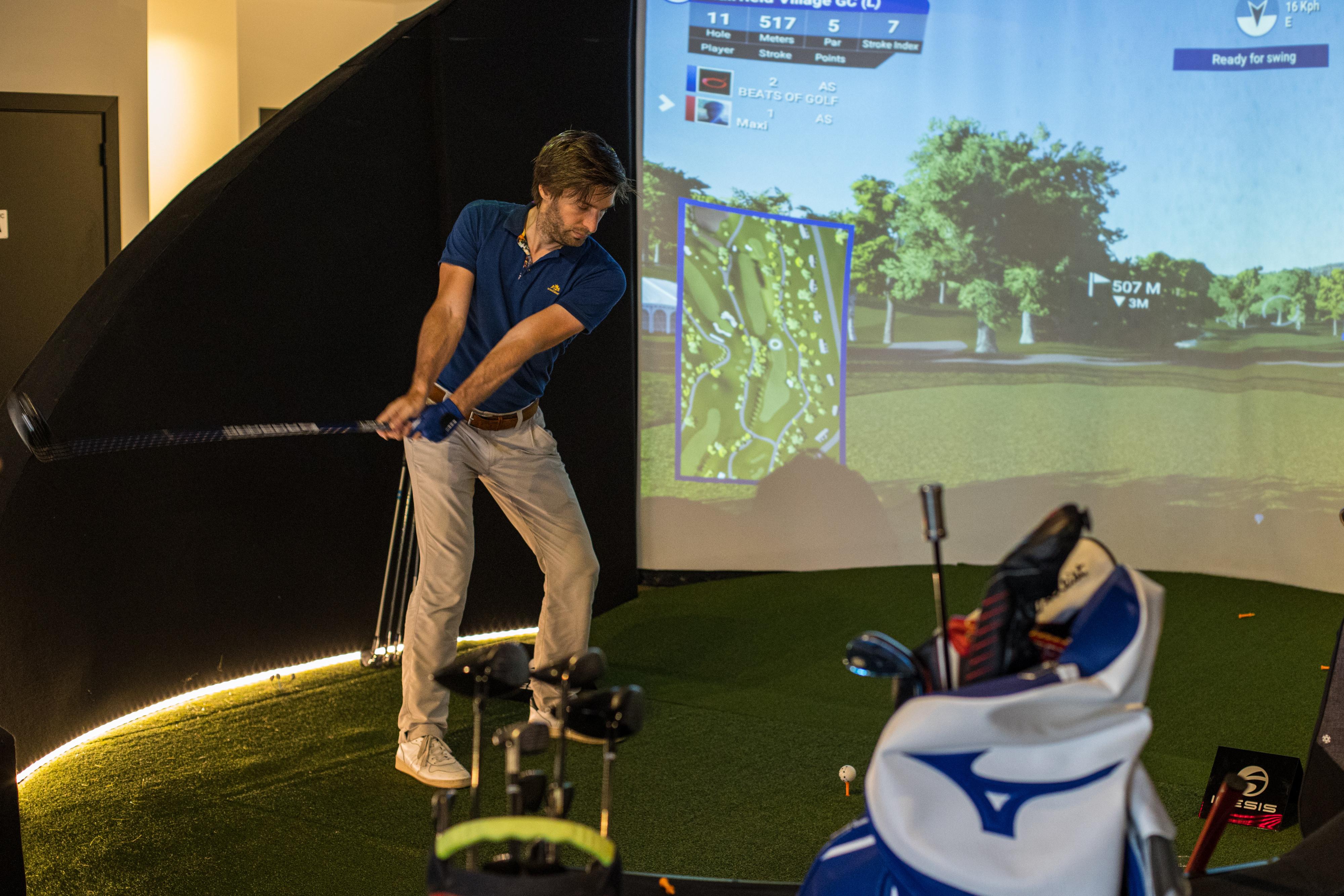 Start to Golf op maandag (17u)
