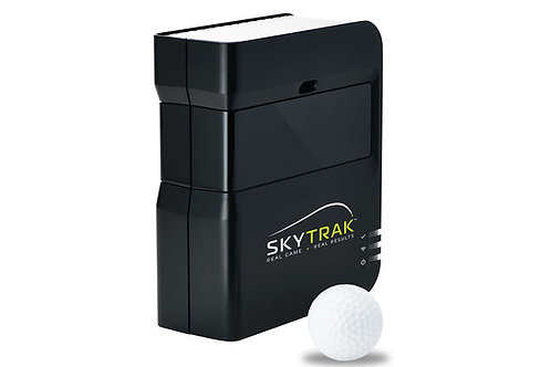 Skytrak personal launch monitor & simulator
