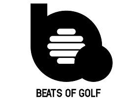 Logo Beats of Golf