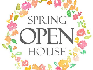 Join Us! Tuesday, May 8th 5-7PM