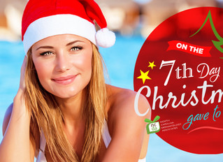On the 7th day of Christmas, NCDA gave to me...Any area of IPL for $200!