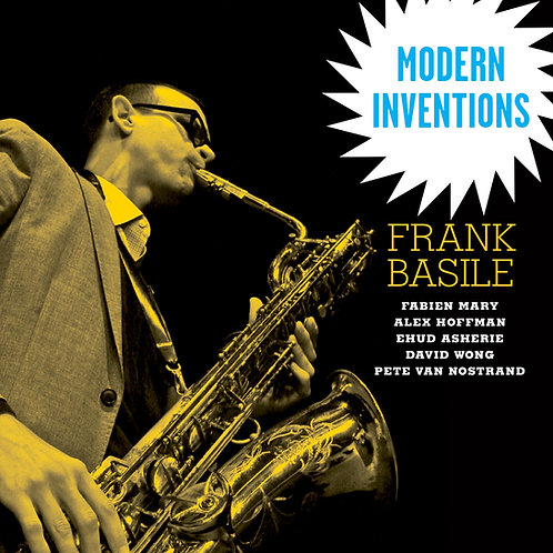 Modern Inventions (CD)