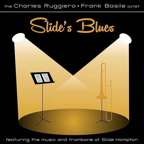 Slide's Blues (CD)