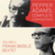 Frank Basile Pepper Adams Complete Compositions