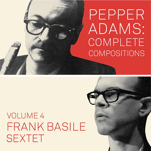 Pepper Adams Complete Compositions, Vol. 4 (mp3 Download)