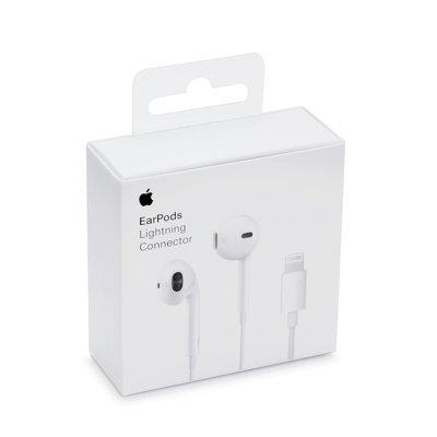 EarPods ORIGINAL Apple MMTN2 iPhone 7/7+/8/8+ Lighting blister