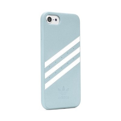 Coque ADIDAS Originals Moulded Case IPHO X / XS bleu clair