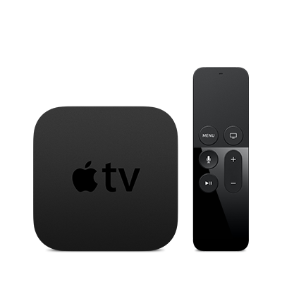 Passerelle multimédia Apple TV 4K 64 GB