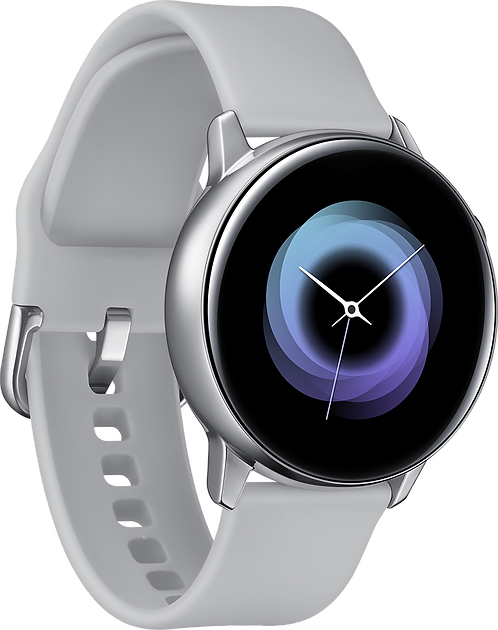 Montre connectée Samsung Galaxy Watch Active Silver 40m