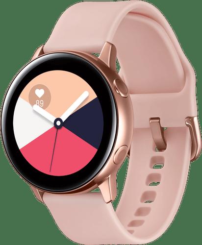 Montre connectée Samsung Galaxy Watch Active RoseGold 40m