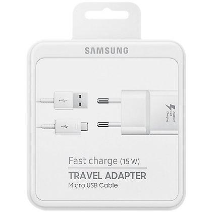 Adaptateur Fast Charge + Câble Micro USB - Original