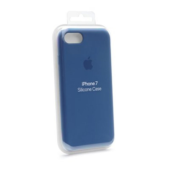 coque iphone 7 bleu apple