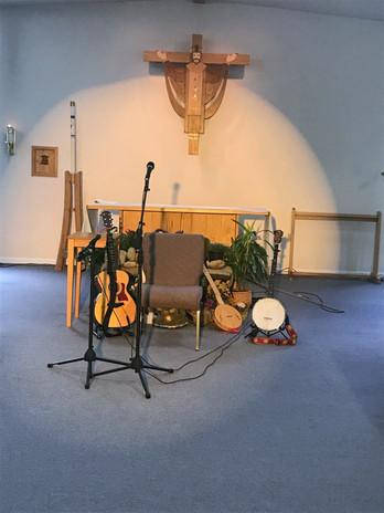 Sheila Kay Adams Altar.JPG
