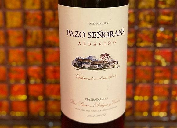 Albarino, Pazo Senorans, Rias Baixas, Spain 2018