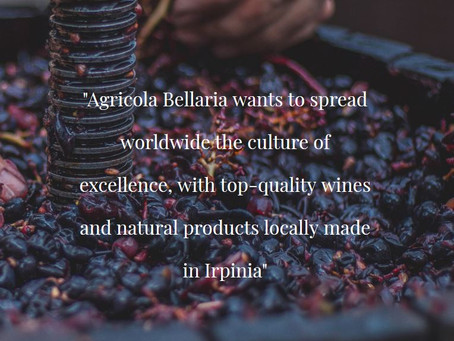 Expressions of Campania Wine Dinner with Agricola Bellaria
