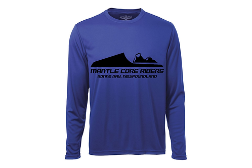 Mantle Core Riders Long Sleeve T-shirt