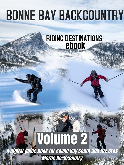 ebook Bonne Bay Backcountry Destinations Volume 2