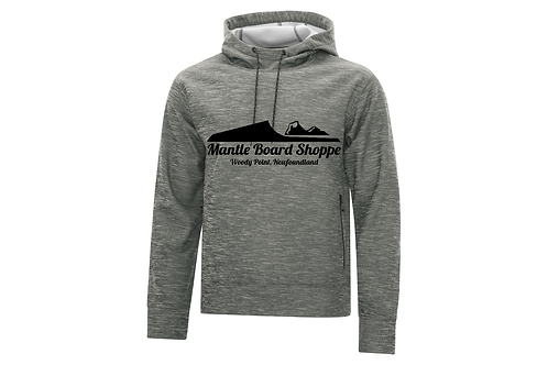 Dryframe Mantle Board Shoppe Mantle Core Riders Hooded Pullover Sweater