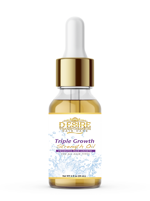 Triple growth strength oil sale