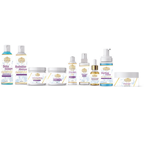 Desire Hair Care System
