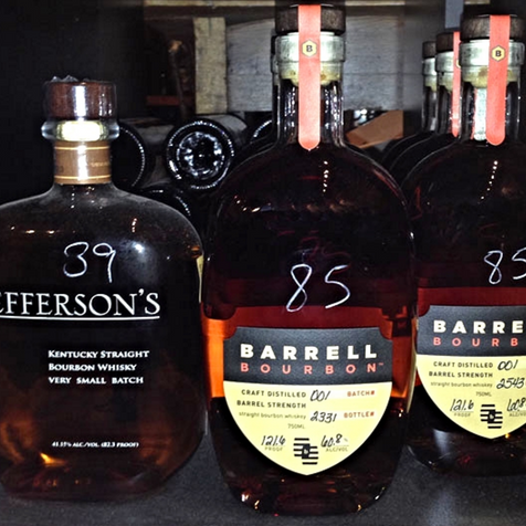 BRING IN SPRING WITH BARRELL BOURBON